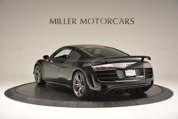 Used 2012 Audi R8 GT (R tronic) for sale Sold at Bugatti of Greenwich in Greenwich CT 06830 5