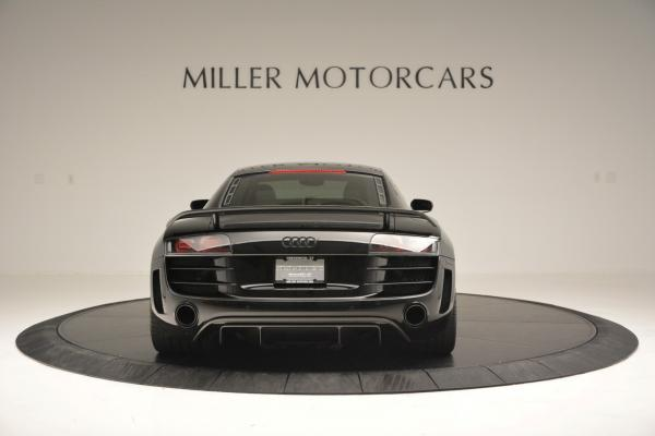Used 2012 Audi R8 GT (R tronic) for sale Sold at Bugatti of Greenwich in Greenwich CT 06830 6