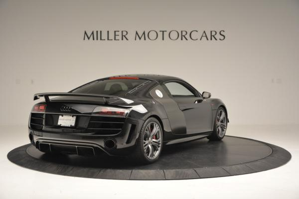 Used 2012 Audi R8 GT (R tronic) for sale Sold at Bugatti of Greenwich in Greenwich CT 06830 7