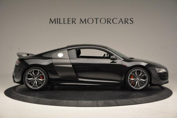 Used 2012 Audi R8 GT (R tronic) for sale Sold at Bugatti of Greenwich in Greenwich CT 06830 9