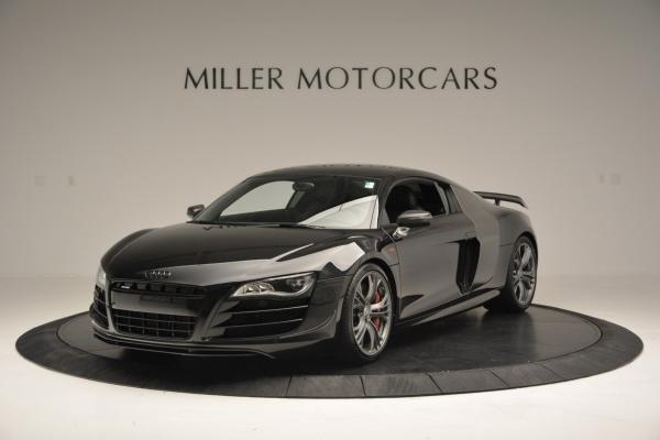 Used 2012 Audi R8 GT (R tronic) for sale Sold at Bugatti of Greenwich in Greenwich CT 06830 1