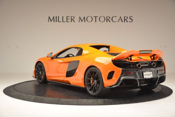 Used 2016 McLaren 675LT Spider Convertible for sale Sold at Bugatti of Greenwich in Greenwich CT 06830 16