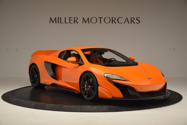 Used 2016 McLaren 675LT Spider Convertible for sale Sold at Bugatti of Greenwich in Greenwich CT 06830 20