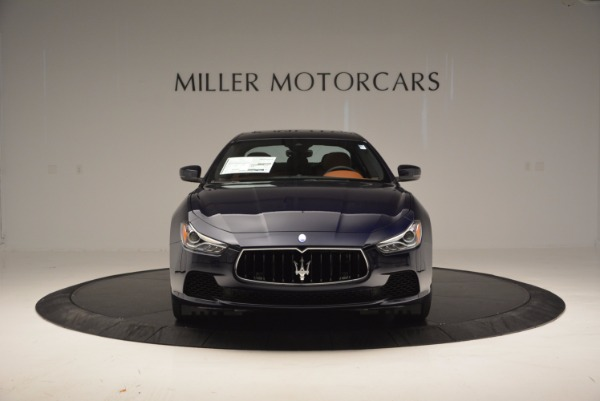 New 2017 Maserati Ghibli S Q4 for sale Sold at Bugatti of Greenwich in Greenwich CT 06830 11