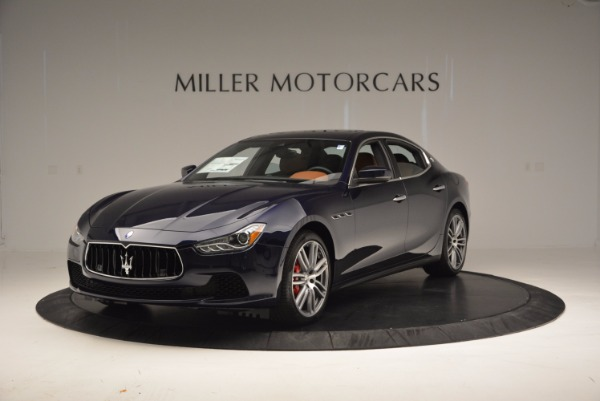 New 2017 Maserati Ghibli S Q4 for sale Sold at Bugatti of Greenwich in Greenwich CT 06830 1
