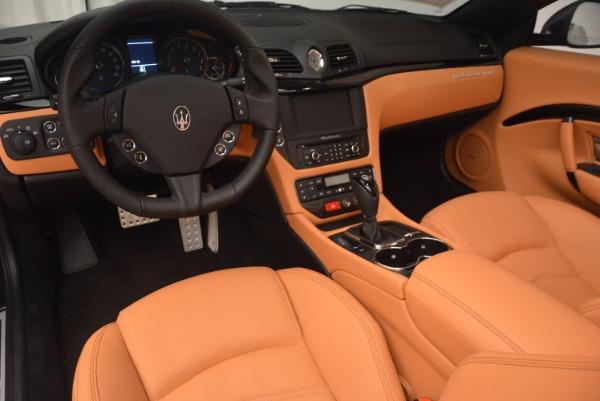 New 2017 Maserati GranTurismo Sport for sale Sold at Bugatti of Greenwich in Greenwich CT 06830 25