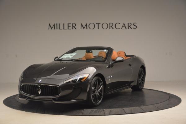New 2017 Maserati GranTurismo Sport for sale Sold at Bugatti of Greenwich in Greenwich CT 06830 1