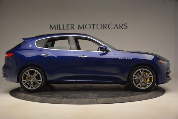 New 2017 Maserati Levante S for sale Sold at Bugatti of Greenwich in Greenwich CT 06830 8