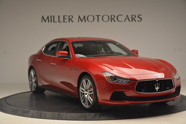 Used 2014 Maserati Ghibli S Q4 for sale Sold at Bugatti of Greenwich in Greenwich CT 06830 11