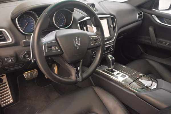 Used 2014 Maserati Ghibli S Q4 for sale Sold at Bugatti of Greenwich in Greenwich CT 06830 13