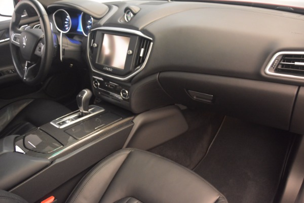 Used 2014 Maserati Ghibli S Q4 for sale Sold at Bugatti of Greenwich in Greenwich CT 06830 19