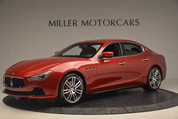 Used 2014 Maserati Ghibli S Q4 for sale Sold at Bugatti of Greenwich in Greenwich CT 06830 2
