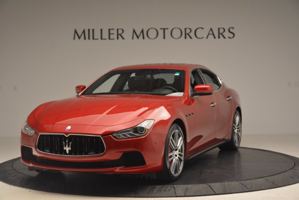 Used 2014 Maserati Ghibli S Q4 for sale Sold at Bugatti of Greenwich in Greenwich CT 06830 1