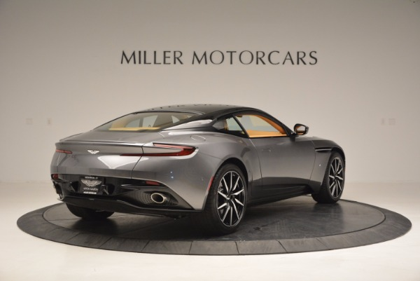 New 2017 Aston Martin DB11 for sale Sold at Bugatti of Greenwich in Greenwich CT 06830 6