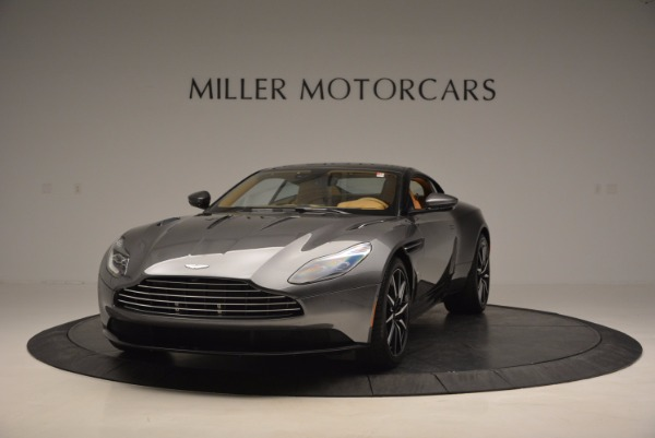 New 2017 Aston Martin DB11 for sale Sold at Bugatti of Greenwich in Greenwich CT 06830 1