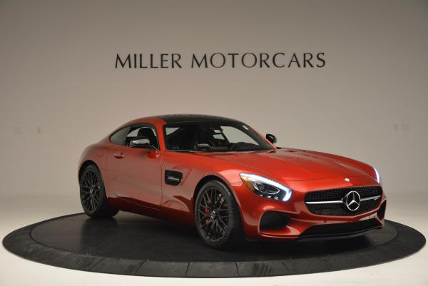 Used 2016 Mercedes Benz AMG GT S S for sale Sold at Bugatti of Greenwich in Greenwich CT 06830 11