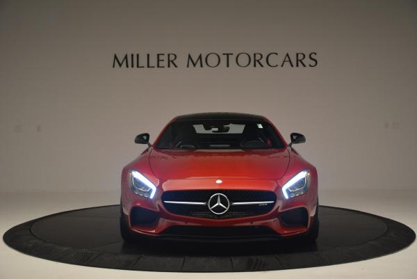 Used 2016 Mercedes Benz AMG GT S S for sale Sold at Bugatti of Greenwich in Greenwich CT 06830 12