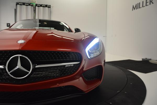 Used 2016 Mercedes Benz AMG GT S S for sale Sold at Bugatti of Greenwich in Greenwich CT 06830 13