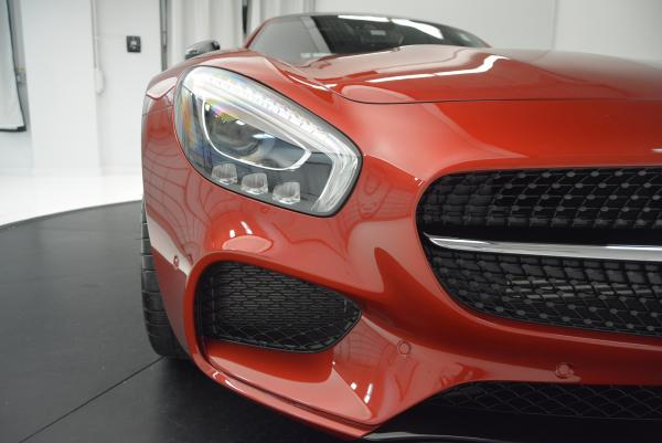 Used 2016 Mercedes Benz AMG GT S S for sale Sold at Bugatti of Greenwich in Greenwich CT 06830 14