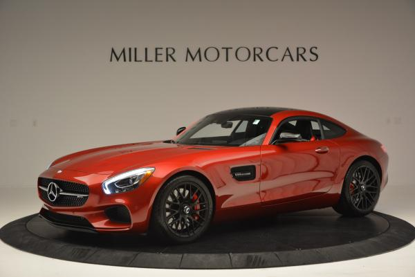 Used 2016 Mercedes Benz AMG GT S S for sale Sold at Bugatti of Greenwich in Greenwich CT 06830 2