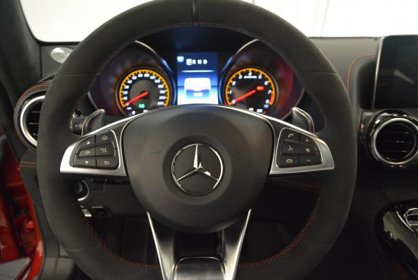 Used 2016 Mercedes Benz AMG GT S S for sale Sold at Bugatti of Greenwich in Greenwich CT 06830 22