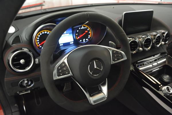Used 2016 Mercedes Benz AMG GT S S for sale Sold at Bugatti of Greenwich in Greenwich CT 06830 23