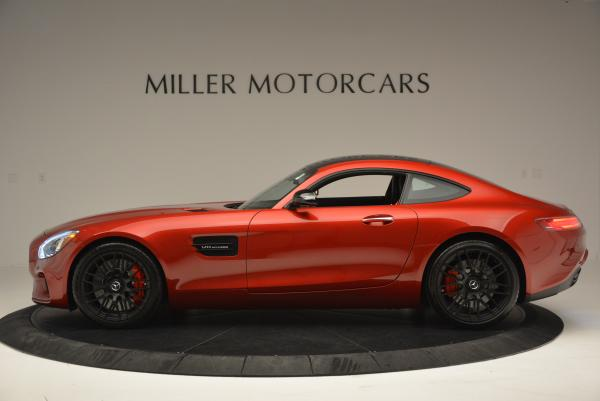 Used 2016 Mercedes Benz AMG GT S S for sale Sold at Bugatti of Greenwich in Greenwich CT 06830 3