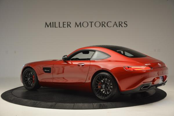 Used 2016 Mercedes Benz AMG GT S S for sale Sold at Bugatti of Greenwich in Greenwich CT 06830 4