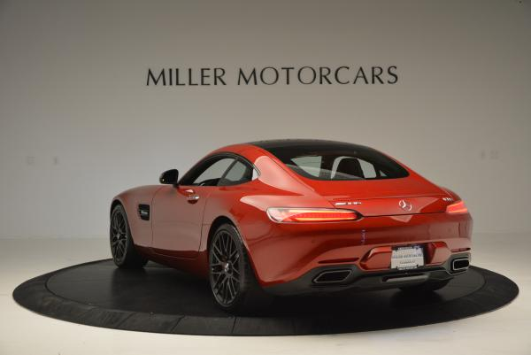 Used 2016 Mercedes Benz AMG GT S S for sale Sold at Bugatti of Greenwich in Greenwich CT 06830 5