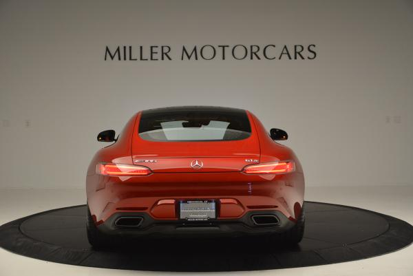 Used 2016 Mercedes Benz AMG GT S S for sale Sold at Bugatti of Greenwich in Greenwich CT 06830 6
