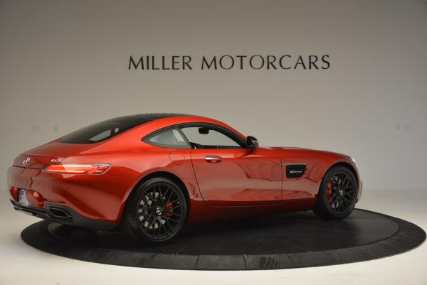 Used 2016 Mercedes Benz AMG GT S S for sale Sold at Bugatti of Greenwich in Greenwich CT 06830 8