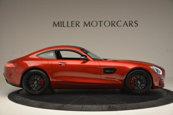 Used 2016 Mercedes Benz AMG GT S S for sale Sold at Bugatti of Greenwich in Greenwich CT 06830 9