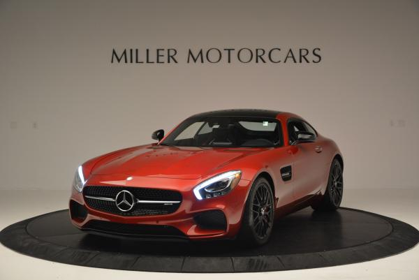 Used 2016 Mercedes Benz AMG GT S S for sale Sold at Bugatti of Greenwich in Greenwich CT 06830 1