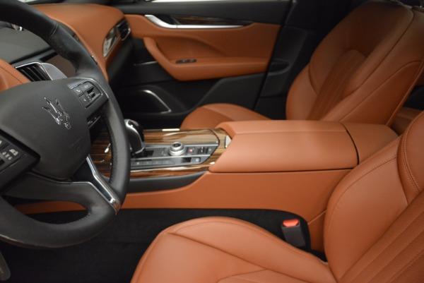 New 2017 Maserati Levante S Q4 for sale Sold at Bugatti of Greenwich in Greenwich CT 06830 14