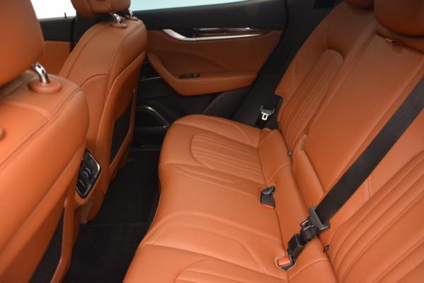 New 2017 Maserati Levante S Q4 for sale Sold at Bugatti of Greenwich in Greenwich CT 06830 17