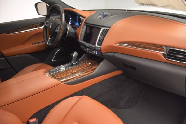 New 2017 Maserati Levante S Q4 for sale Sold at Bugatti of Greenwich in Greenwich CT 06830 19