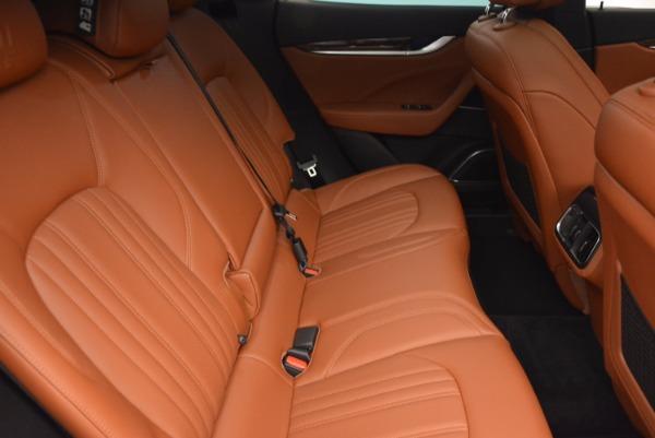 New 2017 Maserati Levante S Q4 for sale Sold at Bugatti of Greenwich in Greenwich CT 06830 23