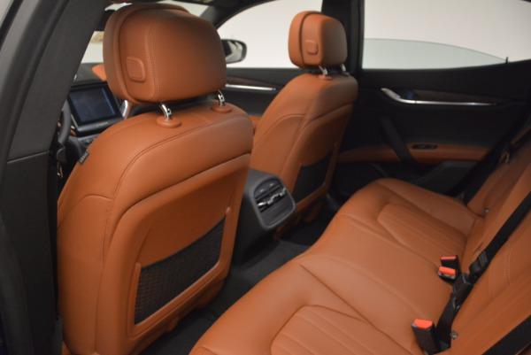 Used 2017 Maserati Ghibli S Q4 Ex-Loaner for sale Sold at Bugatti of Greenwich in Greenwich CT 06830 14
