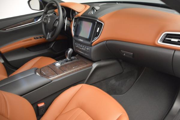 Used 2017 Maserati Ghibli S Q4 Ex-Loaner for sale Sold at Bugatti of Greenwich in Greenwich CT 06830 15