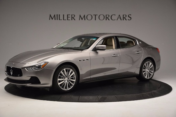 Used 2017 Maserati Ghibli S Q4 Ex-Loaner for sale Sold at Bugatti of Greenwich in Greenwich CT 06830 2