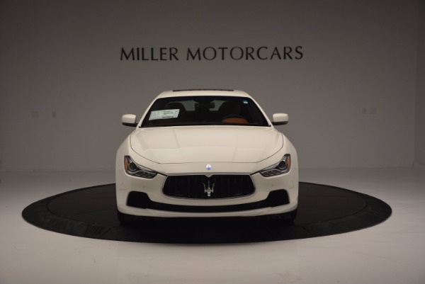 Used 2017 Maserati Ghibli S Q4 Ex-Loaner for sale Sold at Bugatti of Greenwich in Greenwich CT 06830 12
