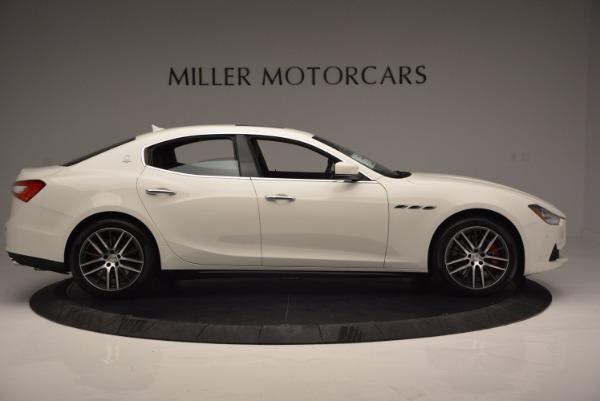 Used 2017 Maserati Ghibli S Q4 Ex-Loaner for sale Sold at Bugatti of Greenwich in Greenwich CT 06830 9
