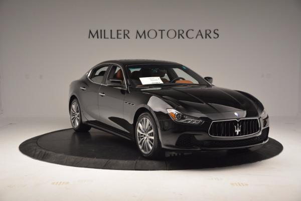 Used 2017 Maserati Ghibli SQ4 S Q4 Ex-Loaner for sale Sold at Bugatti of Greenwich in Greenwich CT 06830 11