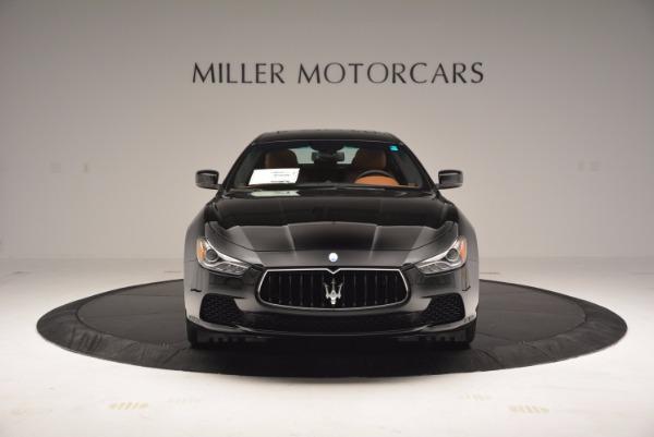 Used 2017 Maserati Ghibli SQ4 S Q4 Ex-Loaner for sale Sold at Bugatti of Greenwich in Greenwich CT 06830 12