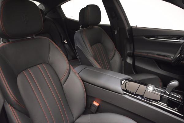 Used 2017 Maserati Ghibli SQ4 S Q4 Ex-Loaner for sale Sold at Bugatti of Greenwich in Greenwich CT 06830 16
