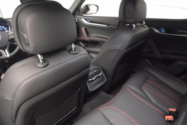 Used 2017 Maserati Ghibli SQ4 S Q4 Ex-Loaner for sale Sold at Bugatti of Greenwich in Greenwich CT 06830 17