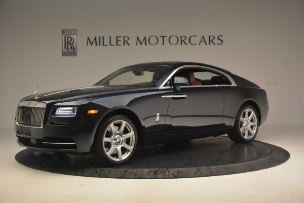 Used 2016 Rolls-Royce Wraith for sale Sold at Bugatti of Greenwich in Greenwich CT 06830 2