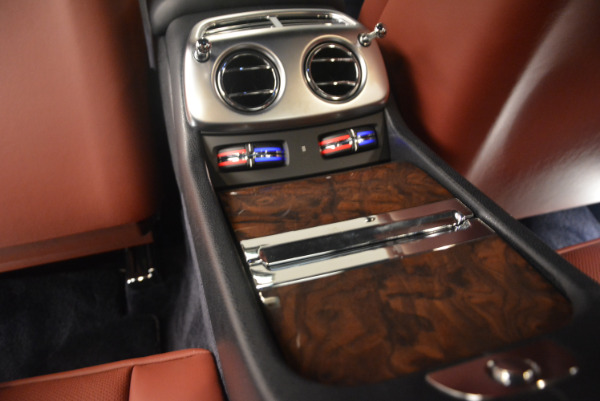 Used 2016 Rolls-Royce Wraith for sale Sold at Bugatti of Greenwich in Greenwich CT 06830 26