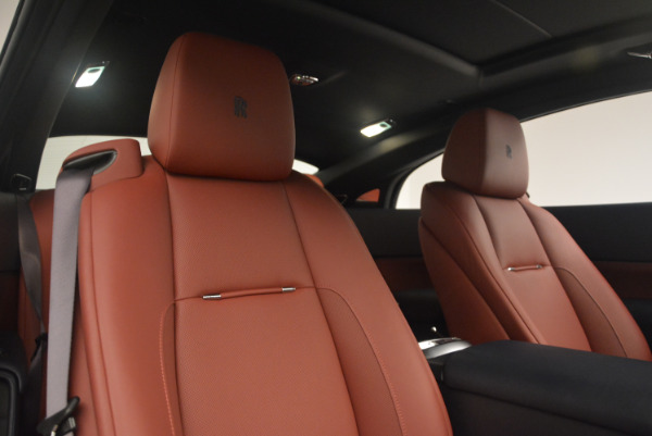 Used 2016 Rolls-Royce Wraith for sale Sold at Bugatti of Greenwich in Greenwich CT 06830 28