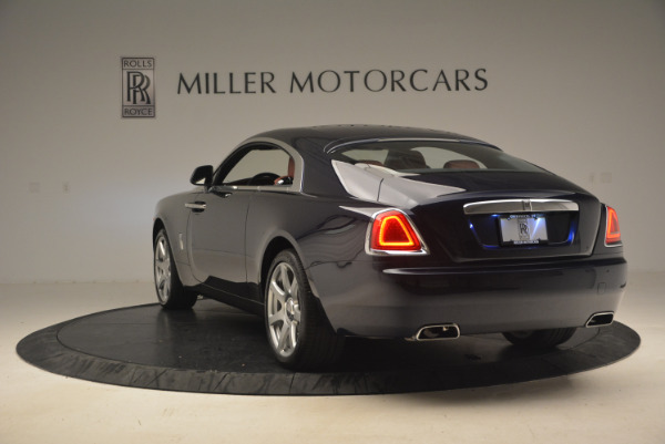 Used 2016 Rolls-Royce Wraith for sale Sold at Bugatti of Greenwich in Greenwich CT 06830 5